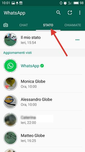 Foto Profilo Contatti WhatsApp Non Si Vedono: Soluzione